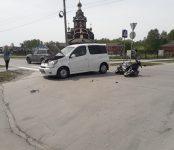 13-летнего скутериста сбила «Тойота» в Бердске