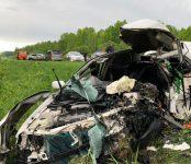 15-летний подросток разбился насмерть на ВАЗе в Искитиме
