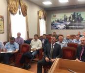 Чиновники обсудили вопросы, связанные с реализацией проекта БКАД в Новосибирской области
