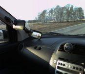 Всего в Новосибирской области более 250 тысяч праворульных авто