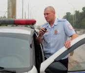 Инспектор ДПС оказал помощь водителю, получившему серьезную травму от циркулярки
