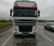 Погиб водитель ГАЗели на трассе, врезавшись в фуру