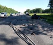 В ДТП на трассе сегодня погибли три человека