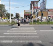 Транспортный переполох организовал зависший светофор в центре Бердска