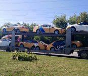 В Новосибирск прибыли свежие Toyota Camry с пробегом в такси
