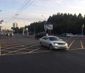 «Вафлей» ударили по бездорожью в Новосибирске