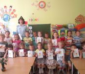 Познавательное занятие «В гостях у Светофора» состоялось для бердских дошкольников