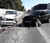 Три человека пострадали в серьёзном ДТП в Бердске