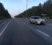 Сломал руку пьяный «гонщик» на «корейце» на трассе в Бердске