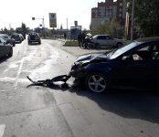 Едва не пострадал ребёнок-инвалид в «пьяном ДТП» в Бердске