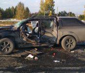 Скончался в больнице водитель внедорожника после ДТП около Искитима