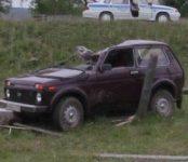 Угонщик сам сообщил в полицию о местонахождении  угнанной им «Нивы»