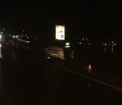 Пять человек травмированы в тройном ДТП на трассе Р-256 в районе Линёво