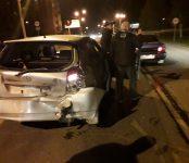 Пытался уйти с места ДТП нетрезвый автолюбитель в Бердске
