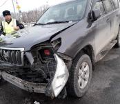 В минувшие выходные в Бердске произошло три столкновения авто с материальным ущербом