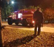 В пожаре в Бердске повреждён Toyota RAV-4