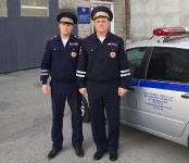 Пьяного гонщика на ВАЗе, направлявшегося в Бердск, задержали с применением оружия инспекторы ГАИ