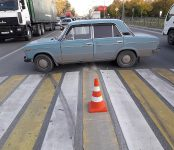Пожилого мужчину сбила «шестёрка» на трассе в Бердске