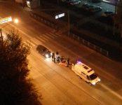 «Хонда» сбила молодого мужчину на пешеходном переходе в Бердске