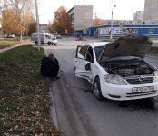 Водитель «Короллы» ударился головой в столкновении с грузовой «ГАЗелью» в Бердске