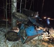 Тракторист без водительских прав погиб в лесу в Искитимском районе