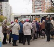 Воскресенье 13-е:  последний день работы дачных маршрутов в Бердске