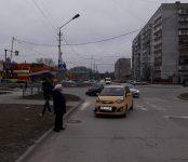 Пожилая автоледи на КИА отказалась признавать свою вину в ДТП на перекрёстке в Бердске
