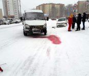 Пассажир «Яндекс.Такси» ударился головой в столкновении «Тойоты» с ГАЗелью в Бердске