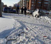 Отказался от госпитализации пострадавший в жёстком ДТП в Бердске