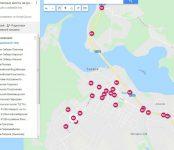 Топ-25: самые аварийно-опасные места на дорогах Бердска