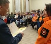 Отряд «Лиза Алерт»  провёл в Бердске встречу для новичков