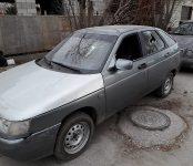 Разобрались в стиле 90-х хулиганы из Новосибирска с автомобилем в Бердске