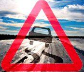 Контролировать дистанцию и боковой интервал призвали в ГАИ региона автолюбителей Бердска