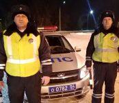 Вести с полей: инспекторы ДПС задержали двух мужчин с марихуаной под Бердском