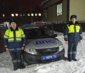 Пьяный угонщик задержан экипажем ДПС Госавтоинспекции Новосибирской области
