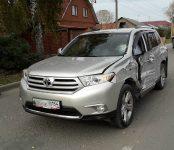 Владелец «крутого» авто потребовал от виновника ДТП в Бердске 600 тысяч рублей