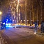 Сбил насмерть пешехода и скрылся с места происшествия неустановленный водитель в Новосибирске