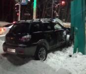 Два человека погибли в ДТП в первый день зимы в Новосибирской области