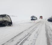 Погибла на «встречке» 37-летняя водитель «жигулей» в Черепановском районе