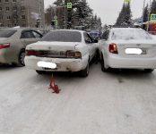 Торопятся отметить Новый год бердчане и попадают в мелкие ДТП