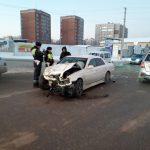 Тройное ДТП: Выбил зубы пассажир такси UBER в Бердске