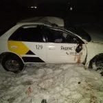 Разбился насмерть на ночной дороге 29-летний бердчанин на Toyota Carina от «Яндекс.Такси»
