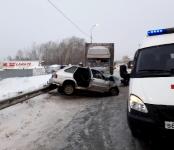Один человек погиб в ДТП в Бердске с начала года