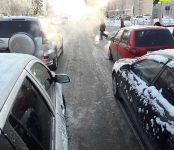 Двое «догоняшек» произошло на одном и том же перекрёстке в Бердске