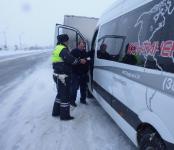 ГИБДД региона проконтролирует соблюдение ПДД водителями пассажирского транспорта