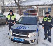 В ГИБДД рассказали, как автопатруль ДПС задержал угонщиков в Мошковском районе
