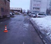 О сбитой автомобилем в Бердске бабушке рассказали в ГИБДД региона