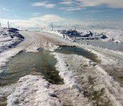 Власти закрыли обе официальные ледовые переправы в Новосибирской области