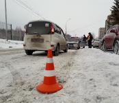 40-летнюю даму сбил мужчина на «фунтике» в Бердске