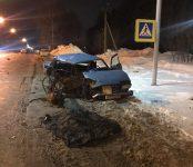 17-летний автомойщик на «Форде» от «Яндекс.Такси» совершил смертельное ДТП в Новосибирске